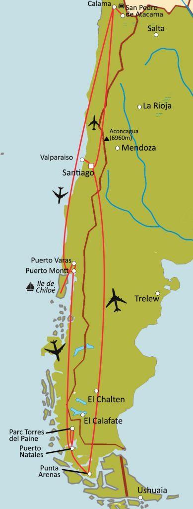 Trésors du Chili