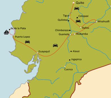 Trésors d'Equateur