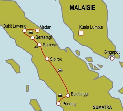 Sumatra : Terre mythique et sauvage