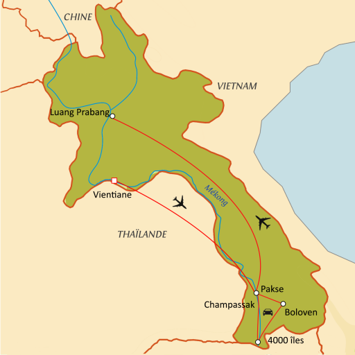 Trésors du Laos