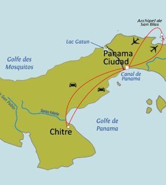 Panama authentique